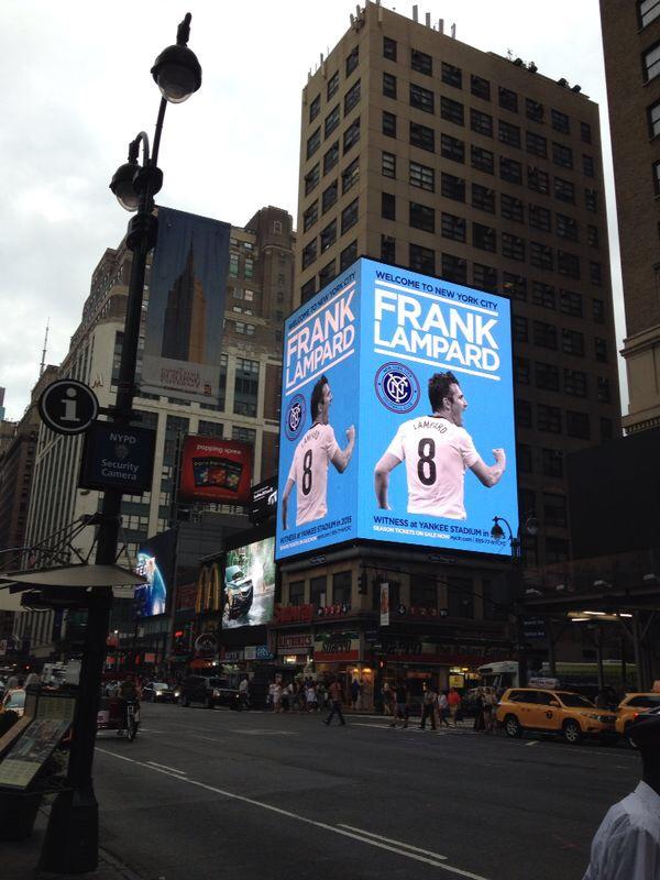 Lampard banner