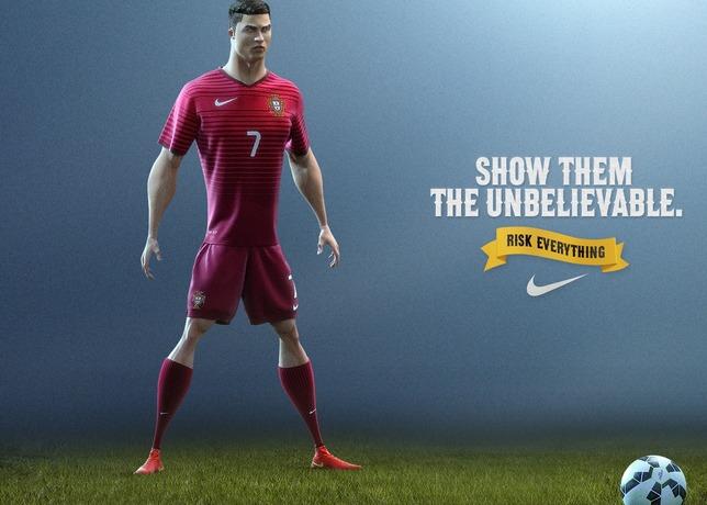 Cristiano Ronaldo_Nike