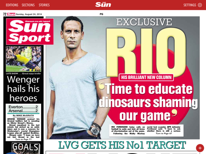 Rio_The Sun