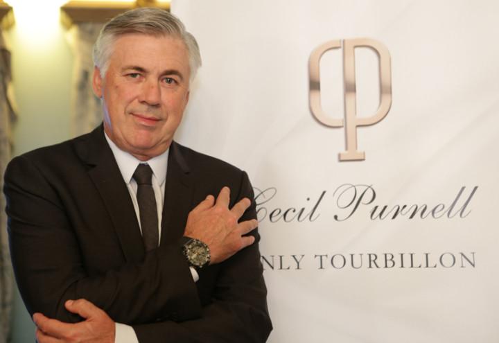 Carlo Ancelotti_Cecil Purnell