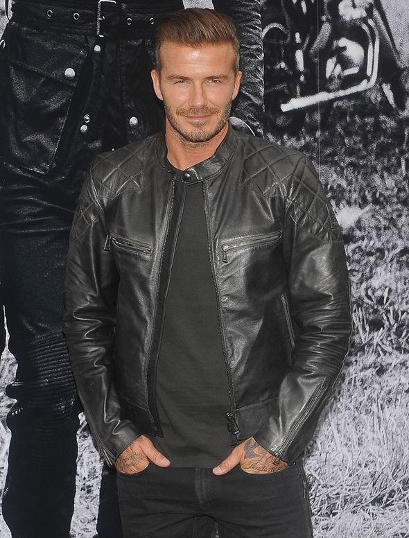 David Beckham_Belstaff
