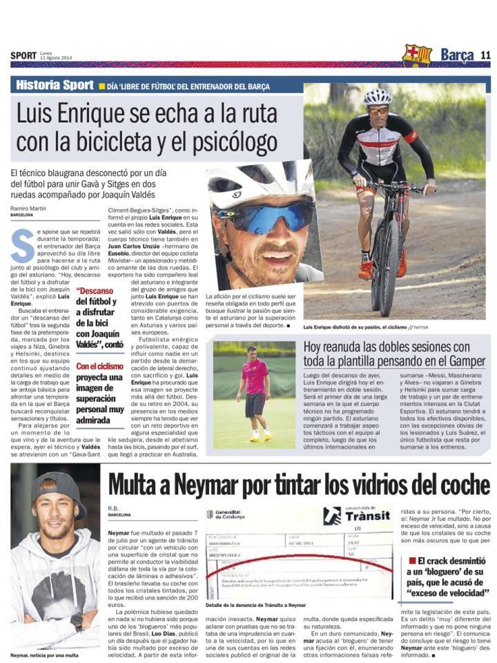 Luis Enrique_Coverage