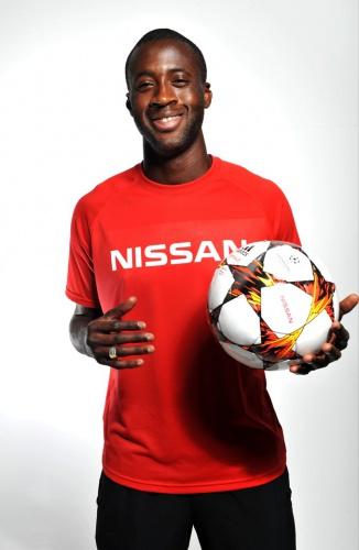 Yaya Toure_Nissan3