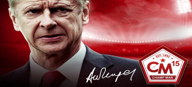 Arsene Wenger - Champ Man2