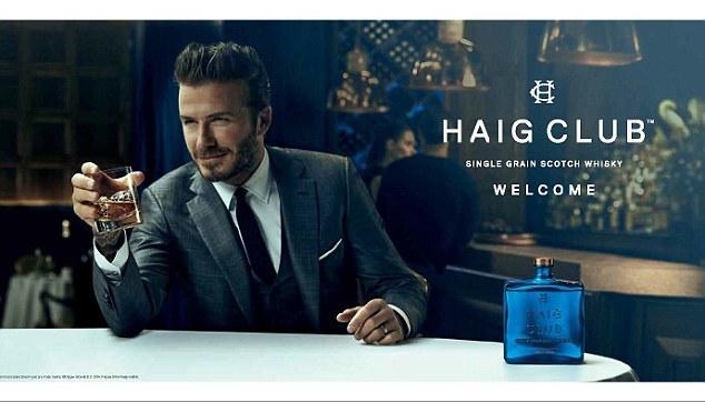 David Beckham_Haig Club