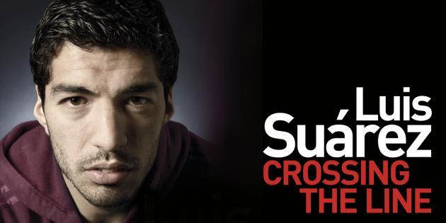 Luis Suarez - Crossing the line