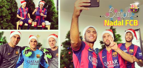 FCB Christmas