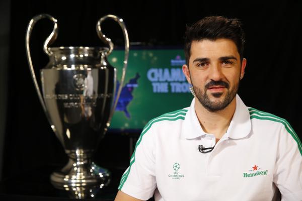 David Villa_Heineken3