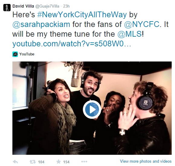 David Villa_NYCFC