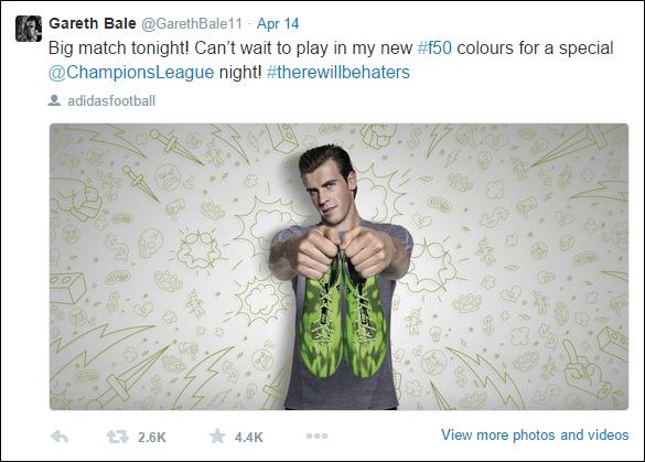 Gareth Bale_Adidas