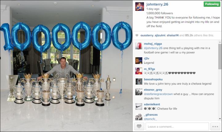 John Terry_Instagram