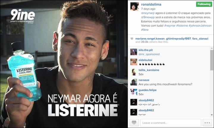Ronaldo_Listerine