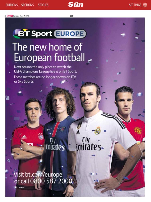 BT Sport2