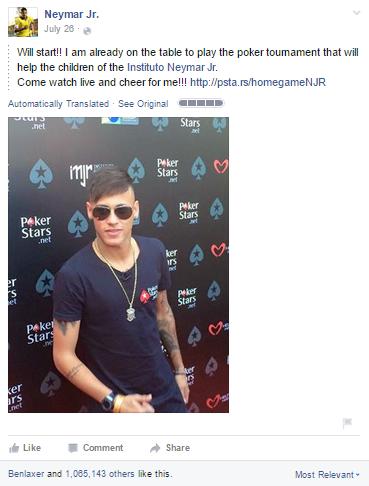 Neymar_FB_PokerStars