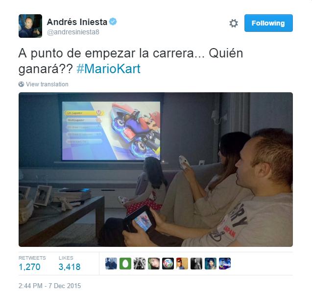 Iniesta_MarioKart