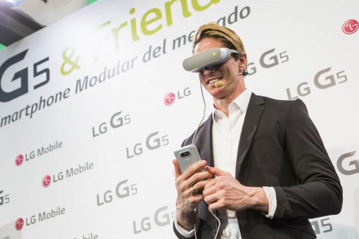 Fernando Torres - LG-G5