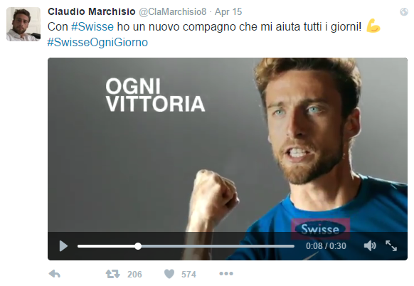 Marchisio twitter