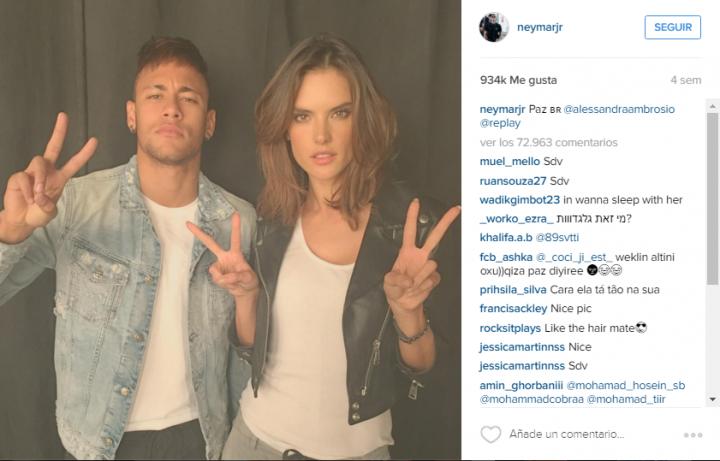Neymar - Alessandra - Replay2
