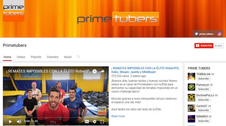Primetubers