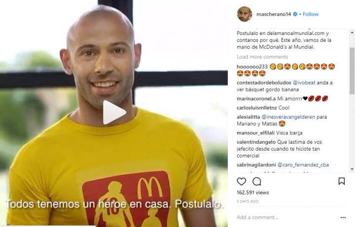 Mascherano_McDonalds